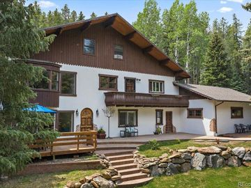 34498 Forest Estates Road, Evergreen, CO, 80439,