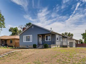 1844 S Irving Street, Denver, CO, 80219,