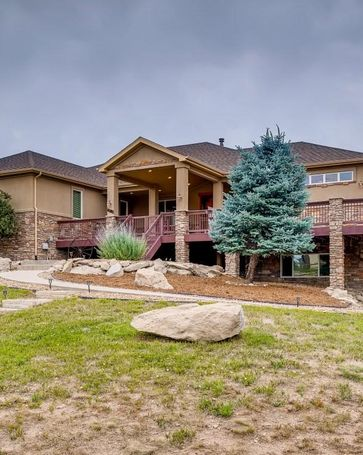 6141 Lost Canyon Ranch Road Castle Rock, CO, 80104