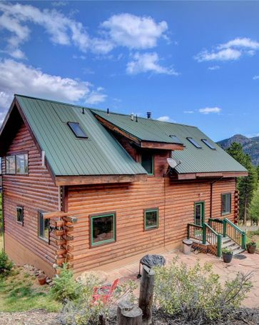 785 Warren Gulch Road Idaho Springs, CO, 80452