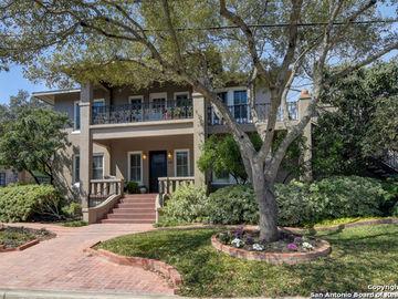 108 Morton St, Alamo Heights, TX, 78209,