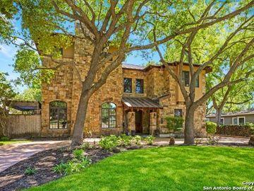 114 MORNINGSIDE DR, Terrell Hills, TX, 78209,