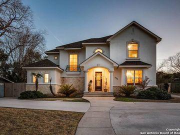 828 CANTERBURY HILL ST, Terrell Hills, TX, 78209,
