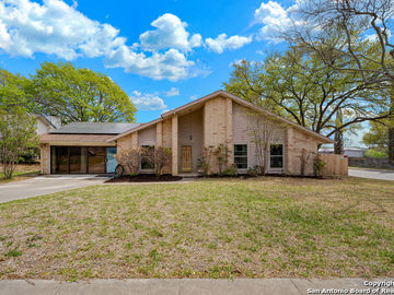 16602 MARTINS FERRY ST, San Antonio, TX, 78247,