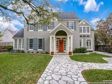 324 RIDGEMONT AVE, Terrell Hills, TX, 78209,