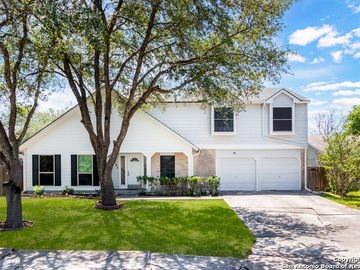 14707 Hillside Ridge, San Antonio, TX, 78233,