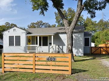 403 WARD AVE, San Antonio, TX, 78223,