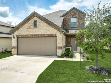 5615 Burr Bluff, San Antonio, TX, 78266,