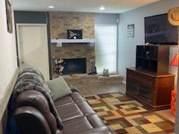 Sunny Living Room, 9359 Valley Bend, San Antonio, TX, 78250,