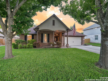 543 Raven Ridge, New Braunfels, TX, 78130,