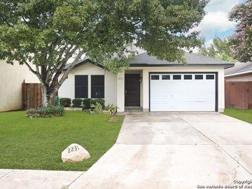 2231 MUDDY PEAK DR, San Antonio, TX, 78245,