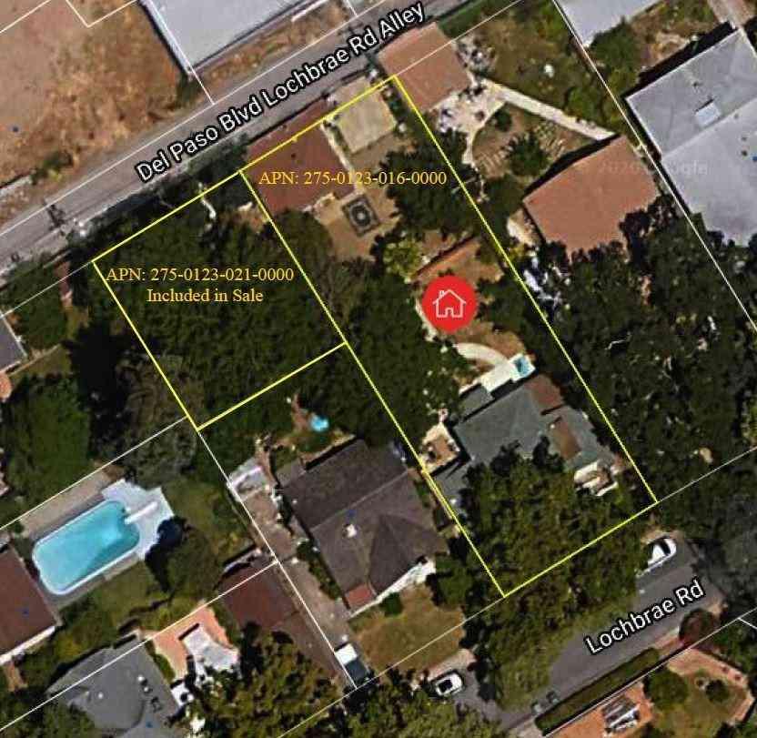 1311 Lochbrae Road, Sacramento, CA, 95815,