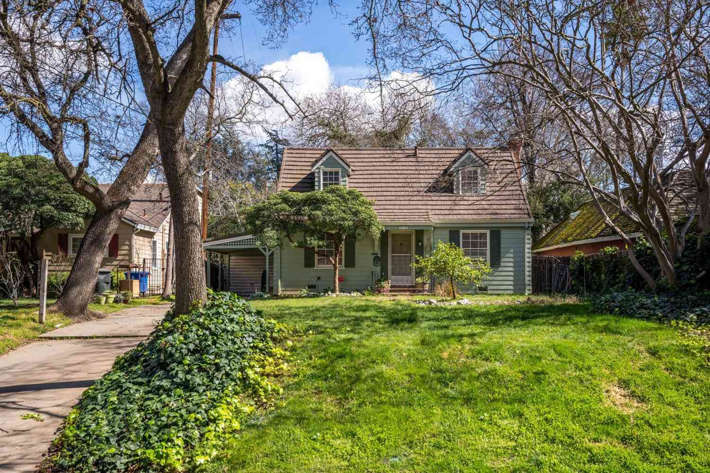 2114 Oxford Street, Sacramento, CA, 95815,