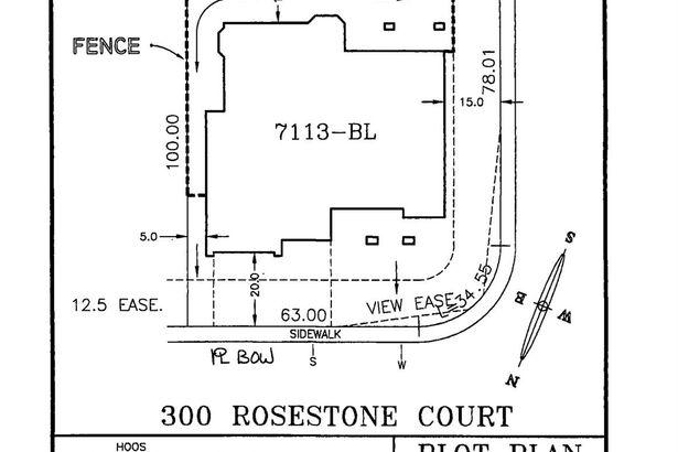 300 Rosestone Court