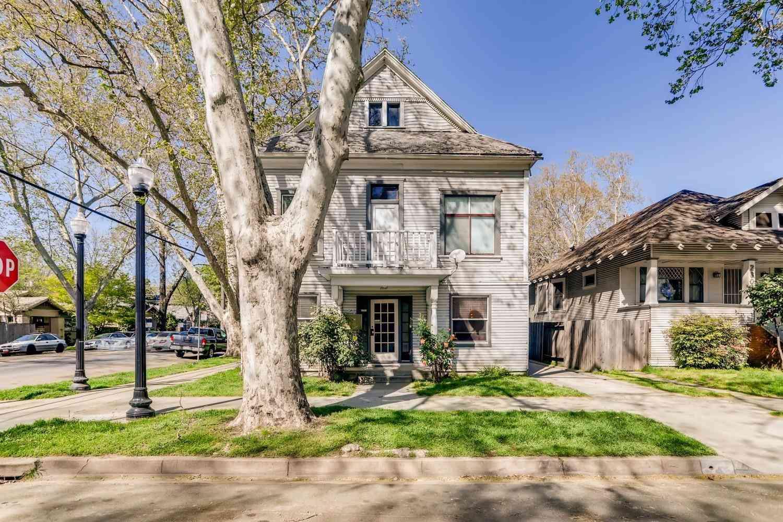 2801 D Street, Sacramento, CA, 95816,