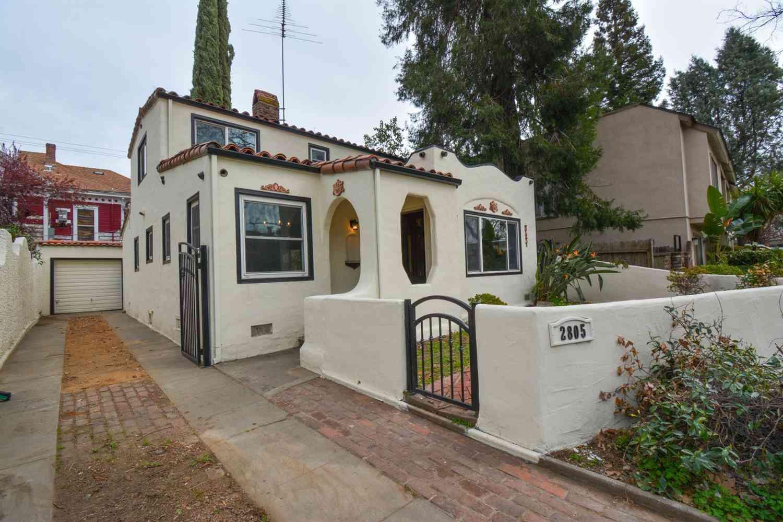 2805 E Street, Sacramento, CA, 95816,