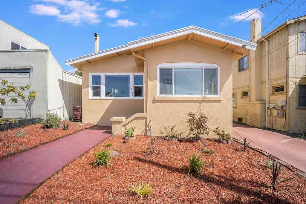 3462 Rhoda Avenue, Oakland, CA, 94602,