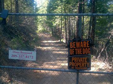 0 Wild Bee.Blaze Trail, Grizzly Flats, CA, 95636,