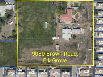 9080 Brown Road, Elk Grove, CA, 95624,