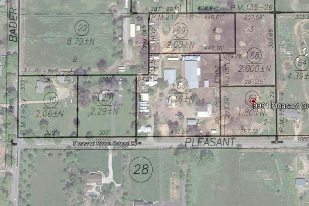 9981 Pleasant Grove School Road
