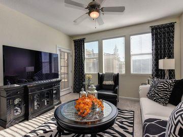Sunny Living Room, 1100 Moon Circle #1124, Folsom, CA, 95630,
