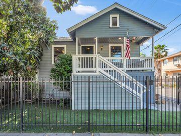 2218 15th Street, Sacramento, CA, 95818,