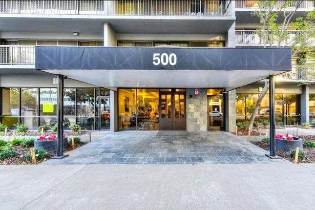 500 N Street #1404