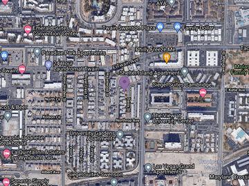 3801 Daisy Street #40, Las Vegas, NV, 89119,