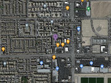 7155 DURANGO Drive #105, Las Vegas, NV, 89113,
