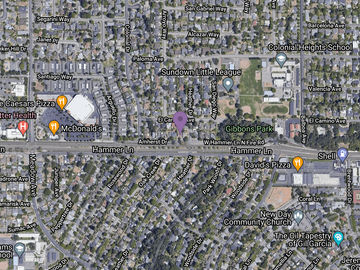 2115 W Hammer Lane, Stockton, CA, 95209,