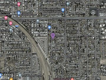 134 Vallejo Avenue, Las Vegas, NV, 89110,