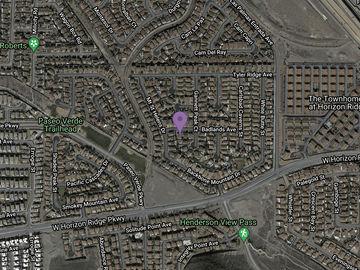 641 Badlands Avenue, Henderson, NV, 89012,