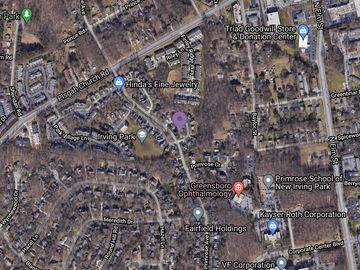 1 Irving Park Lane, Greensboro, NC, 27455,