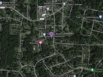1701 Courtland Avenue, Reidsville, NC, 27320,