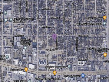 4213 N Redmond Avenue, Bethany, OK, 73008,