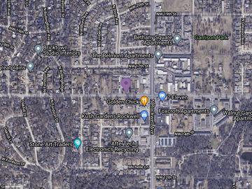 7185 NW 16th Street #1/2, Bethany, OK, 73008,