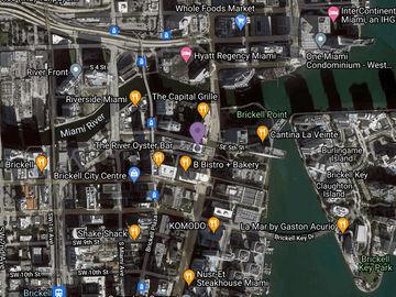 500 Brickell Ave #2810, Miami, FL, 33131,