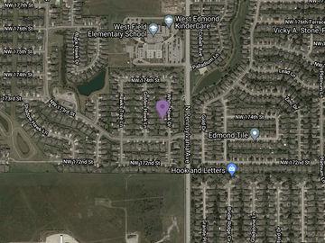 17409 White Hawk Drive, Edmond, OK, 73012,