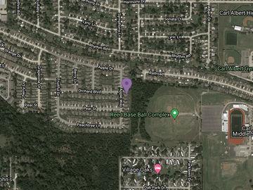 2352 Apple Way, Midwest City, OK, 73130,