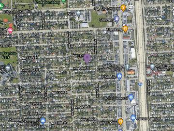 845 NW 132nd St, North Miami, FL, 33168,