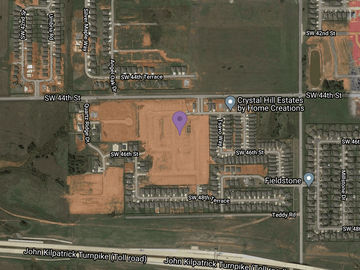 4712 Crystal Hill Drive, Oklahoma City, OK, 73179,