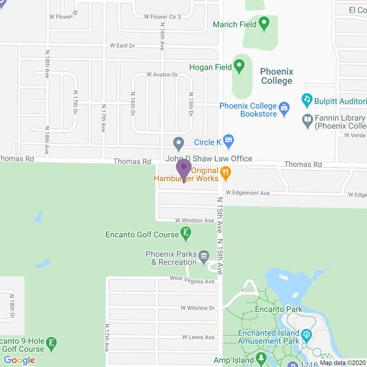 1530 W Edgemont Avenue, Phoenix, AZ, 85007,