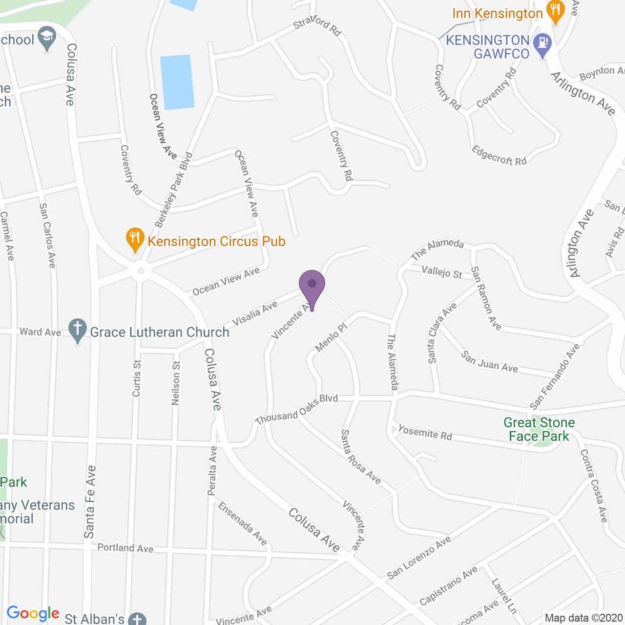 515 Vincente Avenue, Berkeley, CA, 94707,