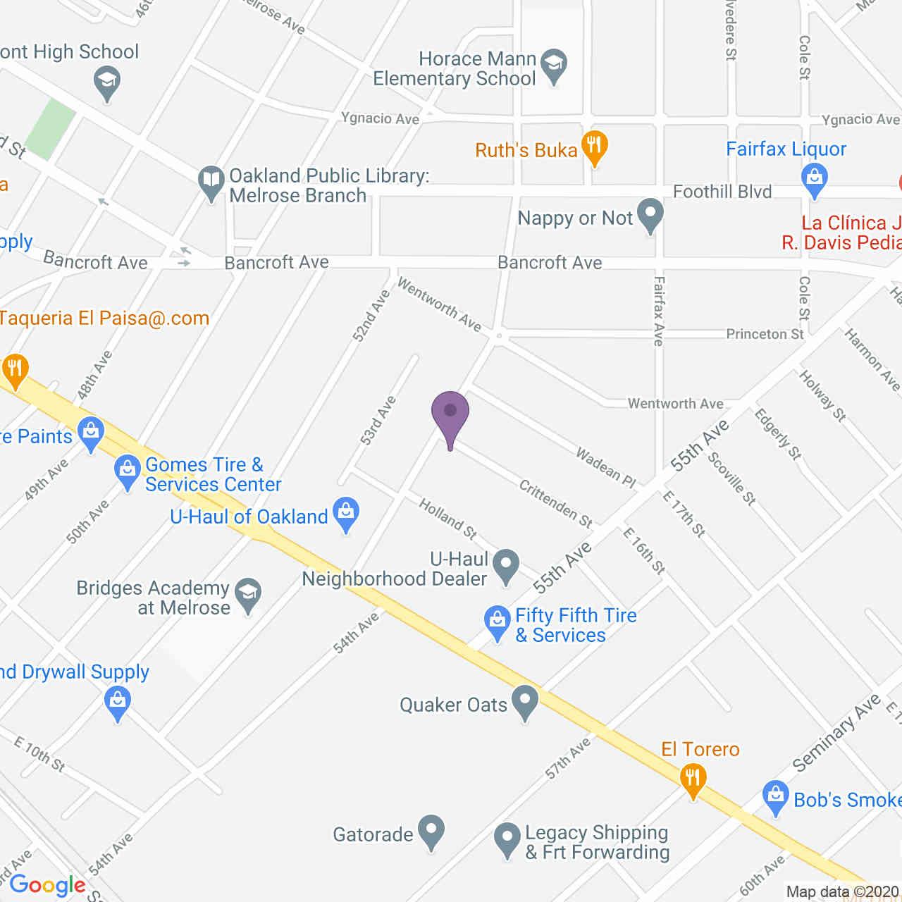 5409 Crittenden St, Oakland, CA, 94601,