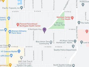 10346 Ashworth Avenue N, Seattle, WA, 98133,