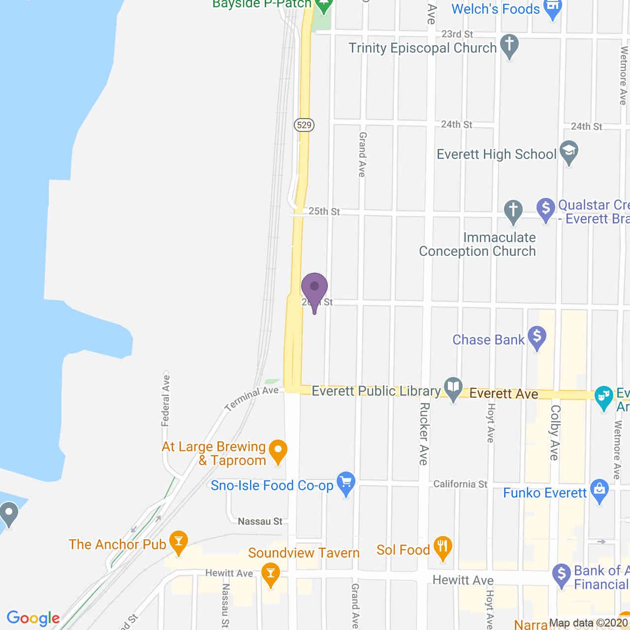 1202 26th Street #4, Everett, WA, 98201,