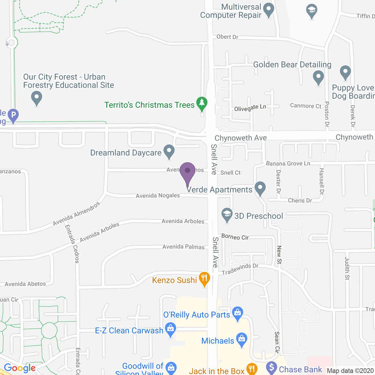 319 Avenida Nogales, San Jose, CA, 95123,