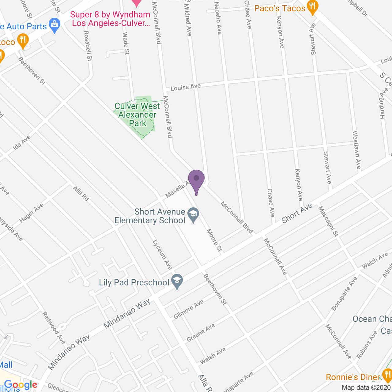4316 Moore Street, Culver City, CA, 90066,