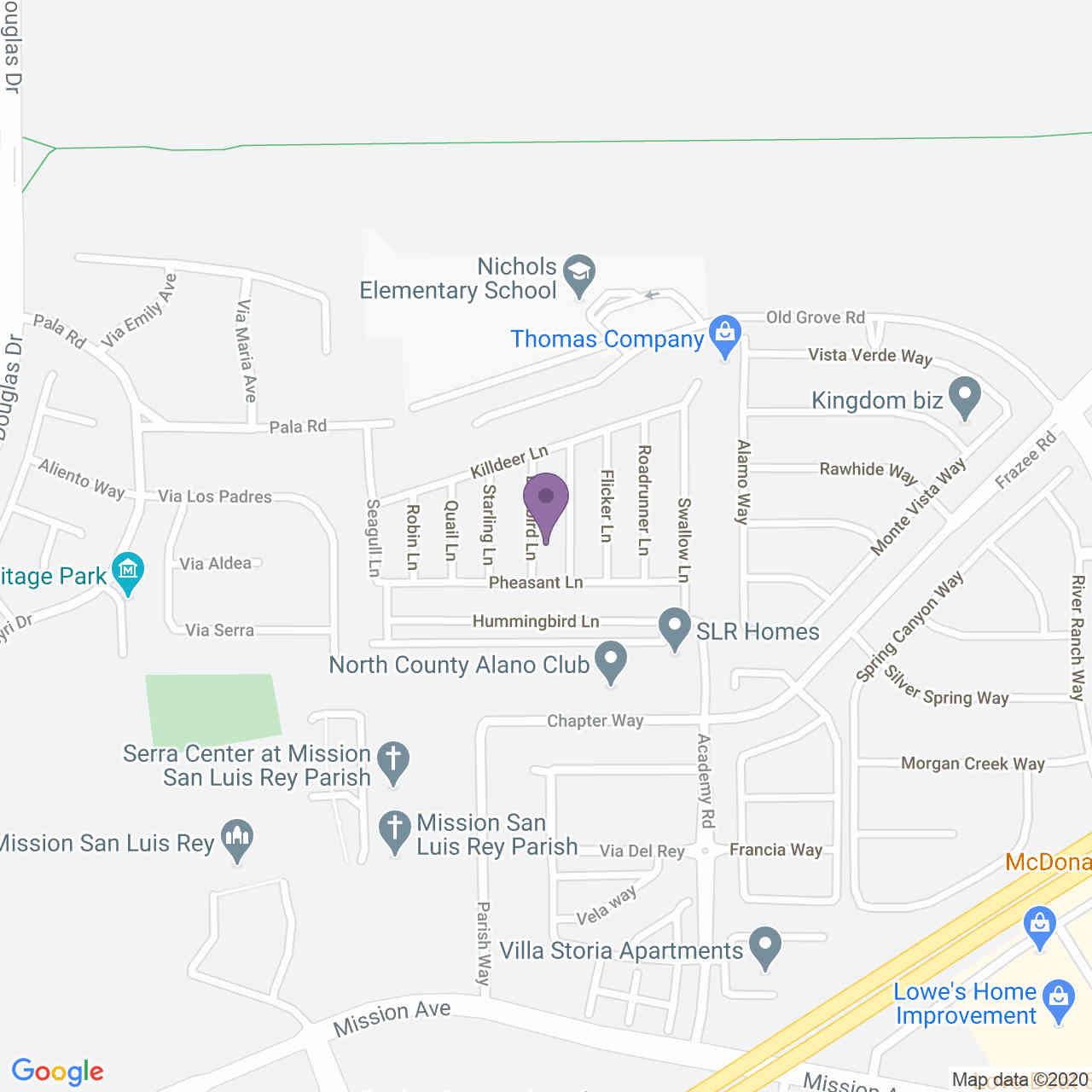 273 Quail Lane, Oceanside, CA, 92057,