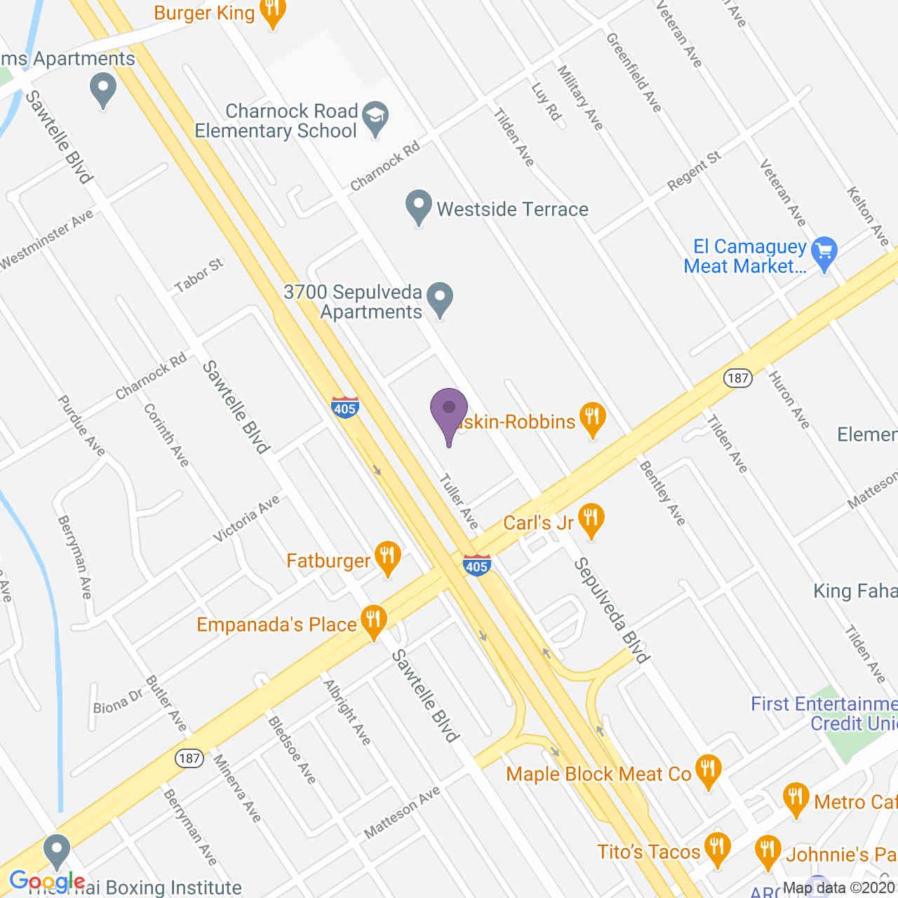 3736 Tuller Avenue, Los Angeles, CA, 90034,